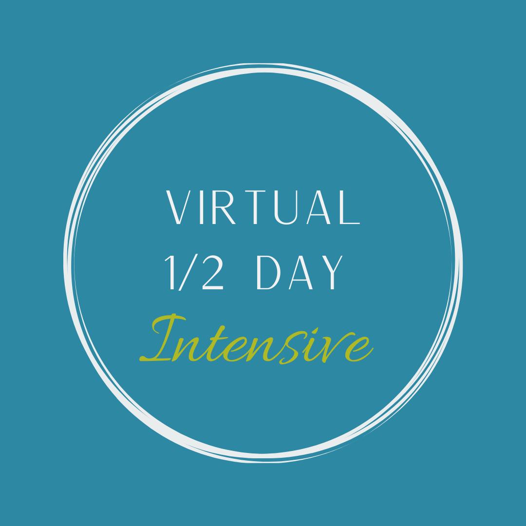 Half-Day Intensive_Virtual